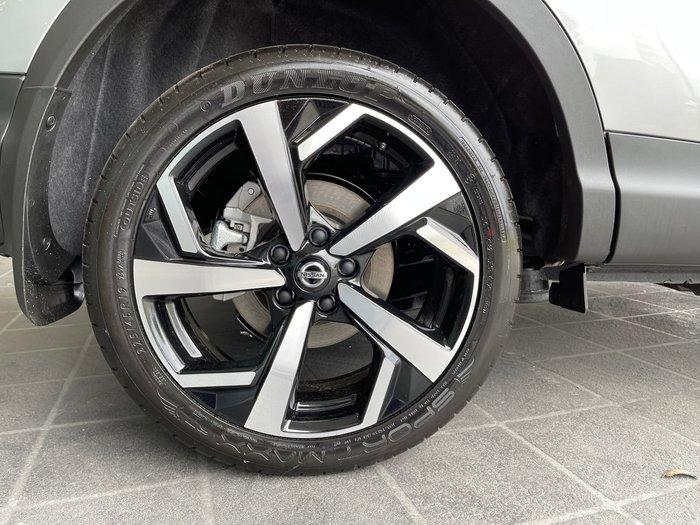 2021 Nissan QASHQAI Ti J11 Series 3 MY20 Platinum