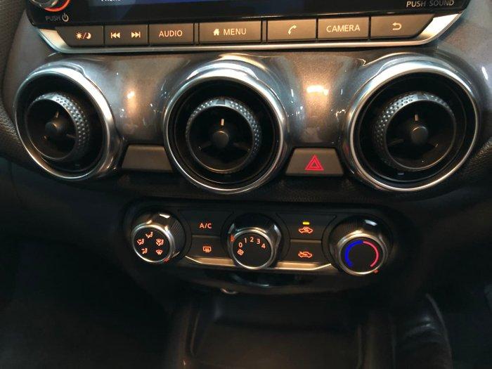 2021 Nissan JUKE ST F16 Arctic White