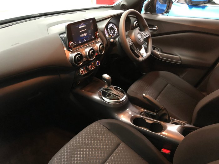 2021 Nissan JUKE ST F16 White