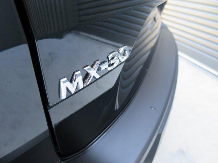 2021 Mazda MX-30 G20e Evolve DR Series Jet Black