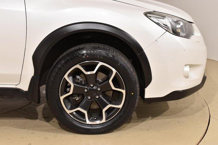 2014 Subaru XV 2.0i-S G4X MY14 AWD Satin White Pearl