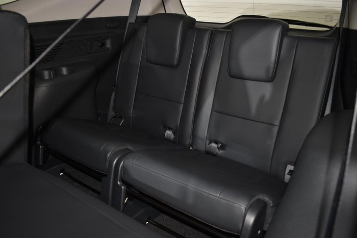 2017 Mitsubishi Pajero Sport GLS QE MY17 4X4 Dual Range White