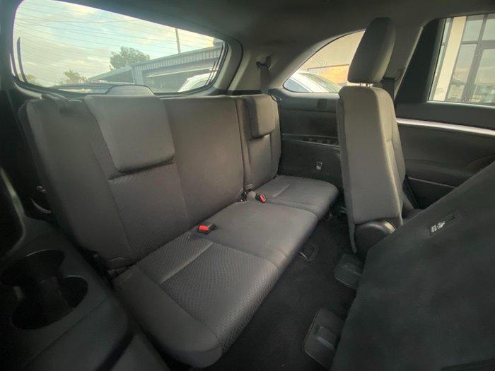2016 Toyota Kluger GX GSU50R White