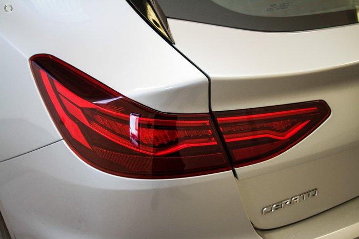 2021 Kia Cerato GT BD MY21 Silver