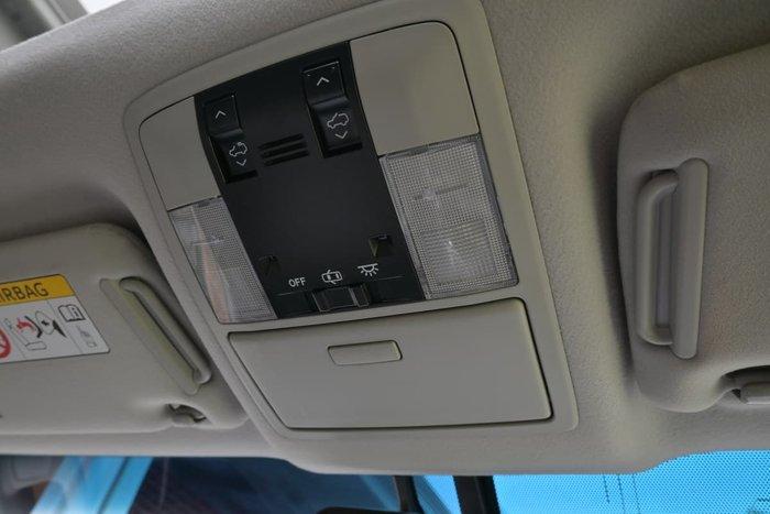 2015 Toyota Landcruiser Prado Altitude KDJ150R MY14 4X4 Dual Range Silver Pearl