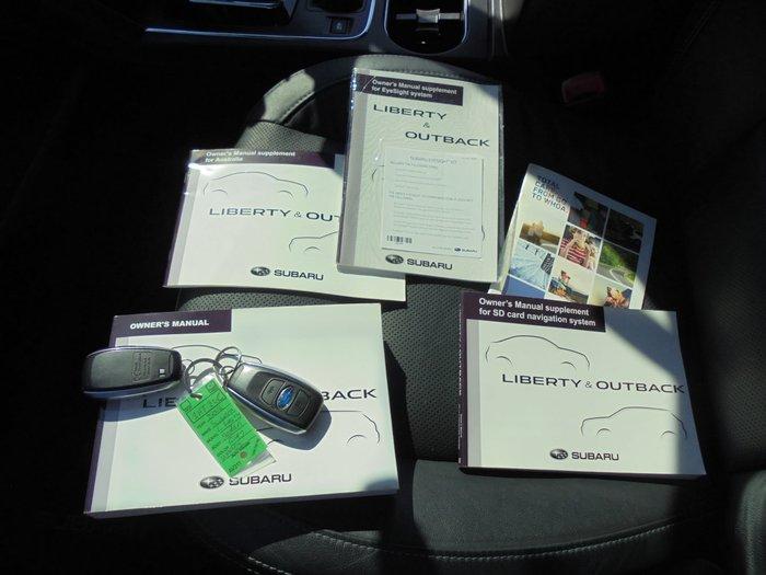 2016 Subaru Liberty 2.5i Premium 6GEN MY16 AWD Platinum Grey