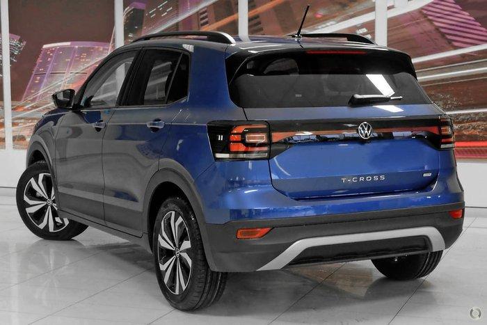 2021 Volkswagen T-Cross 85TSI CityLife C1 MY21 Blue