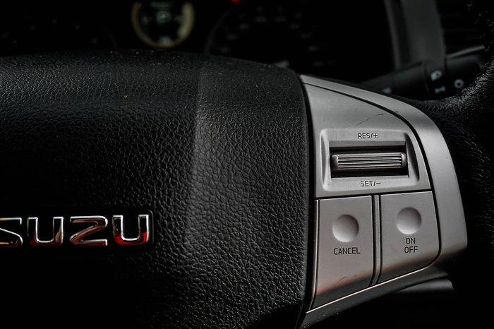 2016 Isuzu MU-X LS-T MY15.5 White