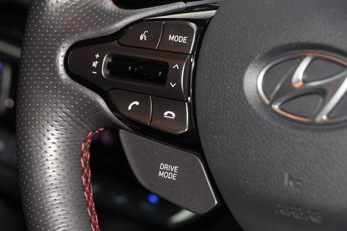 2019 Hyundai i30 N Performance PDe.3 MY19 White