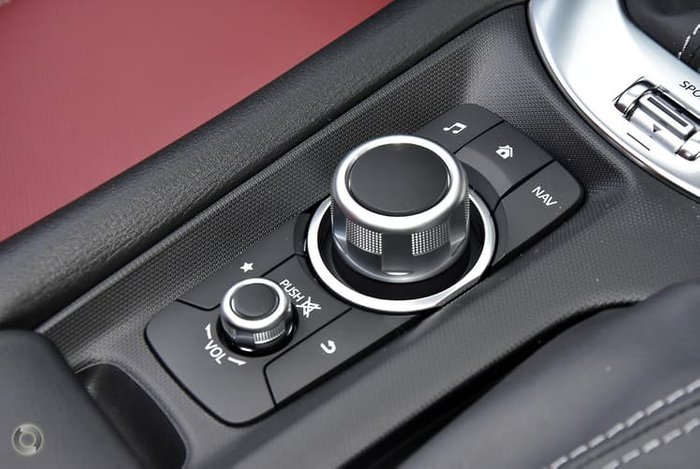 2021 Mazda MX-5 GT ND Deep Crystal Blue