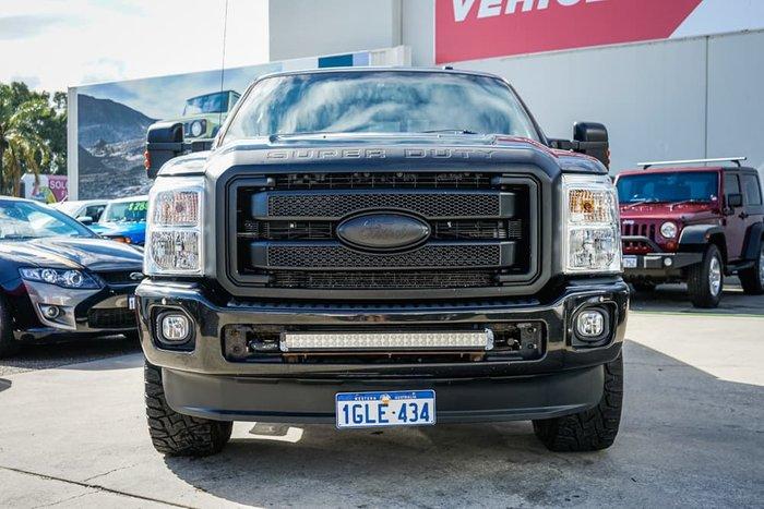2013 Ford F250 Platinum (No Series) Black