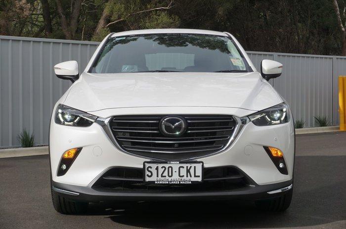 2021 Mazda CX-3 Akari DK Snowflake White Pearl