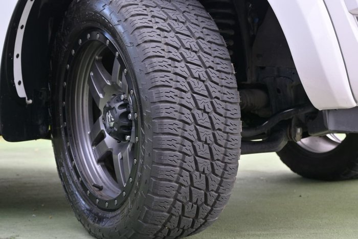 2018 Ford Ranger XLT PX MkII MY18 4X4 Dual Range Cool White