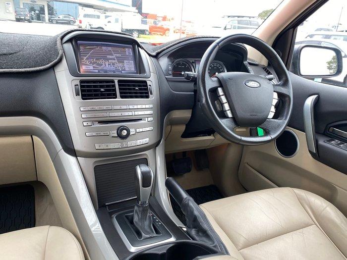 2013 Ford Territory Titanium SZ Grey