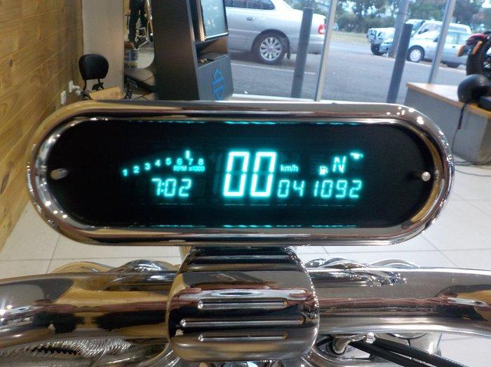 Harley-davidson 2002 HARLEY DAVIDSON 1250CC VRSCA V ROD Silver