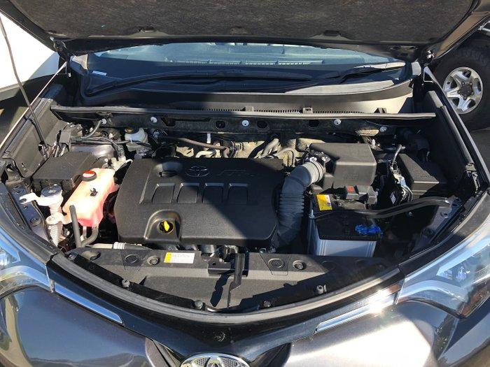 2015 Toyota RAV4 GX ZSA42R Graphite