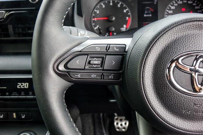 2020 Toyota Yaris GR GXPA16R Four Wheel Drive Tarmac Black