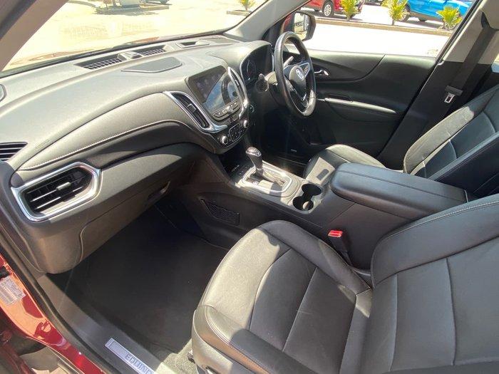 2019 Holden Equinox LTZ-V EQ MY18 AWD Glory Red