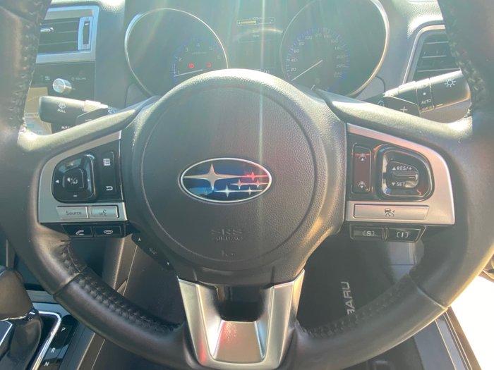 2017 Subaru Liberty 2.5i 6GEN MY17 AWD Grey