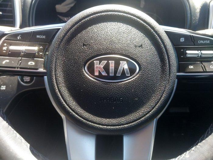2019 Kia Sportage SLi QL MY19 Clear White
