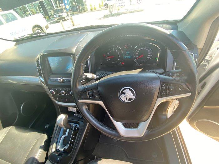 2016 Holden Captiva Active CG MY17 Summit White