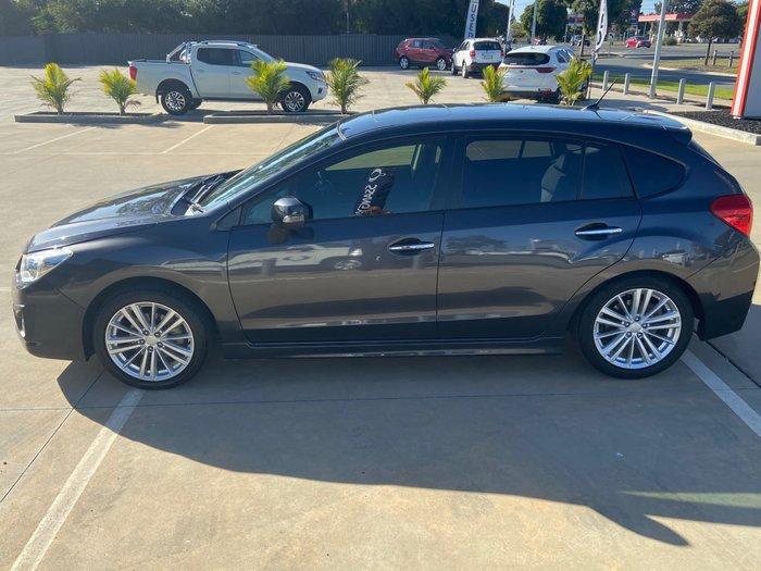 2013 Subaru Impreza 2.0i-S G4 MY14 AWD Dark Grey