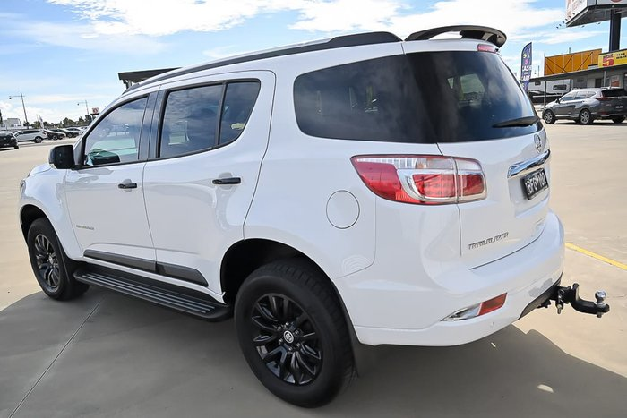 2019 Holden Trailblazer Z71 RG MY20 4X4 Dual Range White