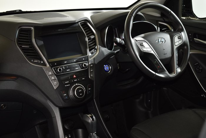 2016 Hyundai Santa Fe Highlander DM3 Series II MY17 4X4 On Demand Ocean View