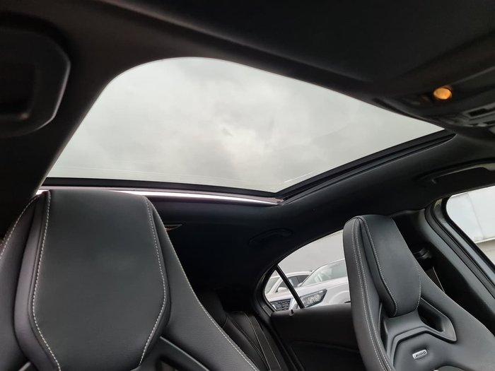 2018 Mercedes-Benz A-Class A250 Sport W176 Four Wheel Drive Grey