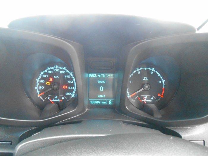 2013 Holden Colorado DX RG MY13 Summit White