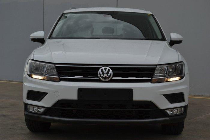 2017 Volkswagen Tiguan 110TDI Comfortline 5N MY17 Four Wheel Drive WHITE