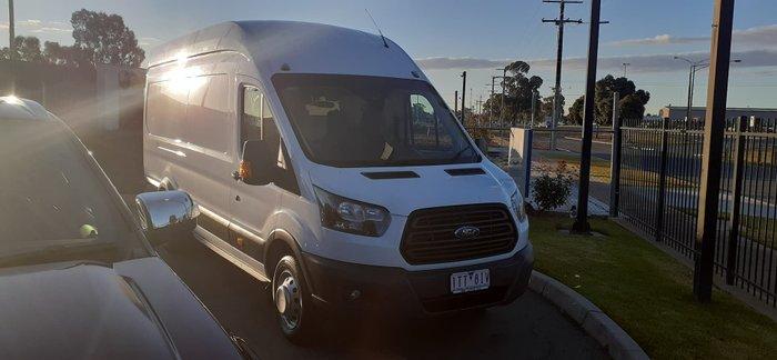 2016 Ford Transit 470E VO Frozen White