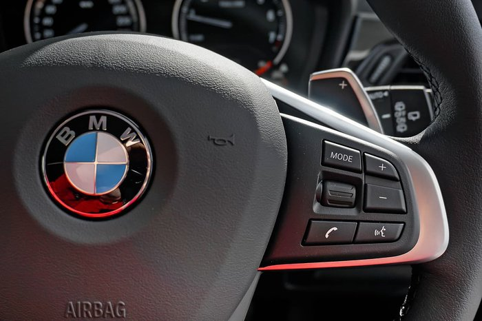 2020 BMW X1 xDrive25i F48 LCI AWD Black