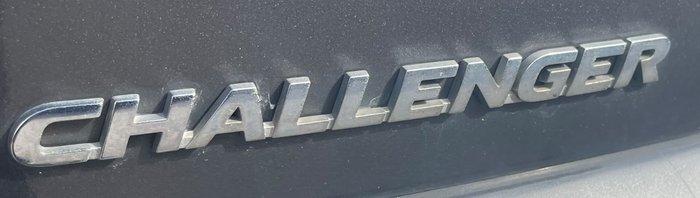 2011 Mitsubishi Challenger XLS PB MY11 4X4 Dual Range Charcoal