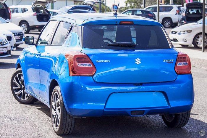 2021 Suzuki Swift GLX Turbo AZ Series II Blue