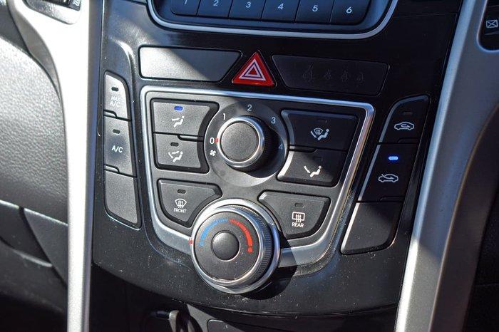 2015 Hyundai i30 Active X GD3 Series II MY16 White