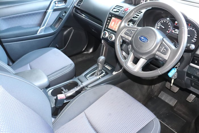2016 Subaru Forester 2.5i-L S4 MY17 AWD Green