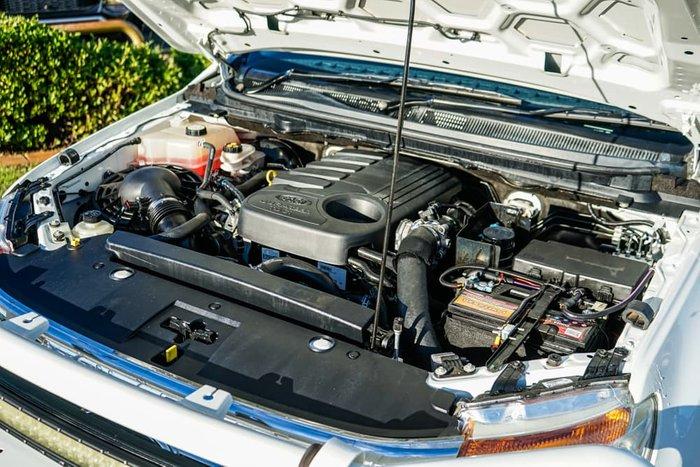 2015 Ford Ranger XLT PX 4X4 Dual Range Cool White