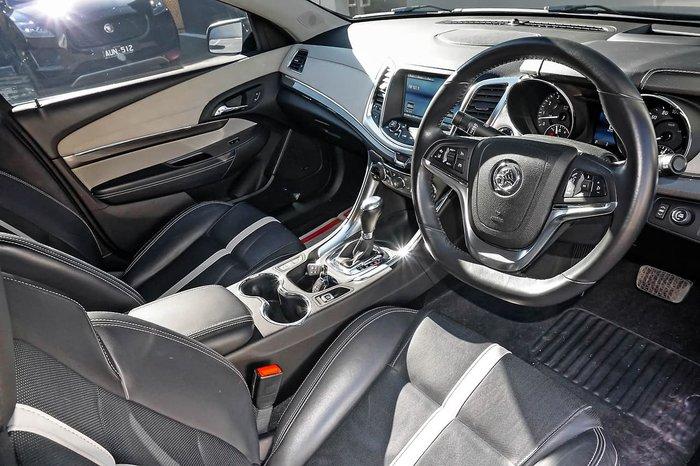 2016 Holden Caprice V WN Series II MY16 Black