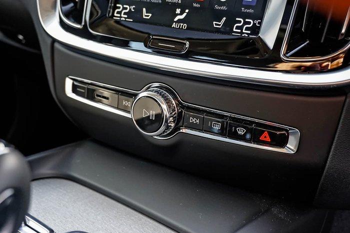 2019 Volvo S60 T5 Inscription MY20 AWD White
