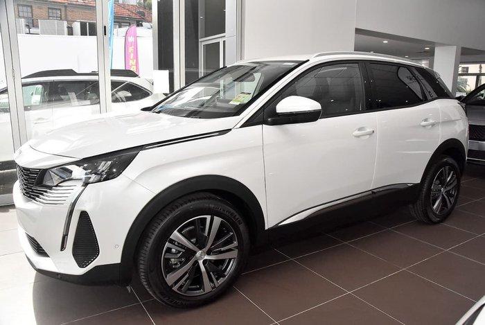 2021 Peugeot 3008 Allure P84 MY21 White