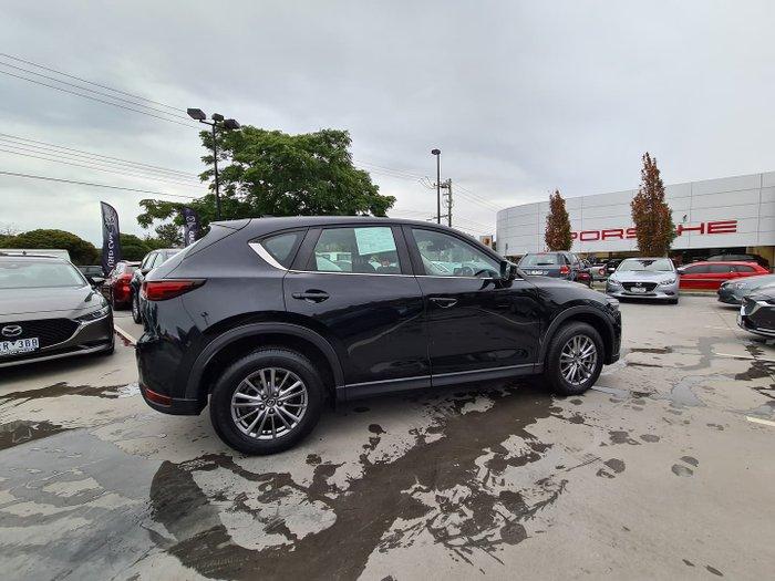 2018 Mazda CX-5 Maxx Sport KF Series AWD Jet Black