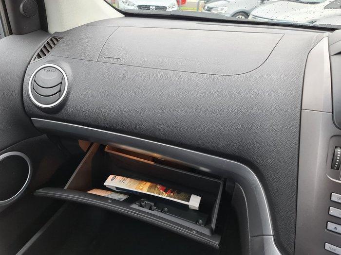 2016 Ford Territory TX SZ MkII Smoke