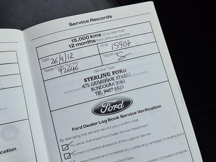 2011 Ford Territory Titanium SZ Havana