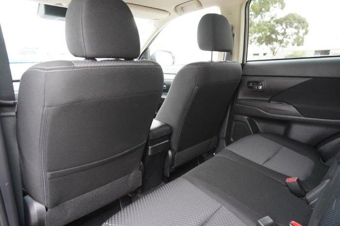 2017 Mitsubishi Outlander LS ZL MY18.5 AWD White