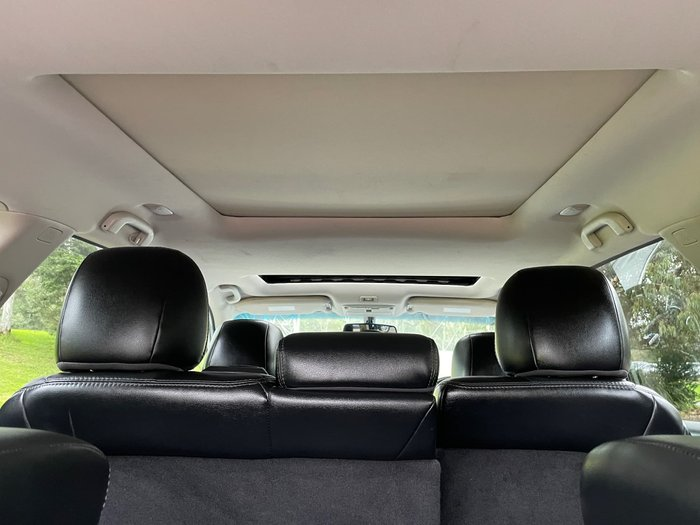 2016 Nissan Pathfinder ST-L NO OPTION PACK R52 MY16 4X4 On Demand Ivory Pearl