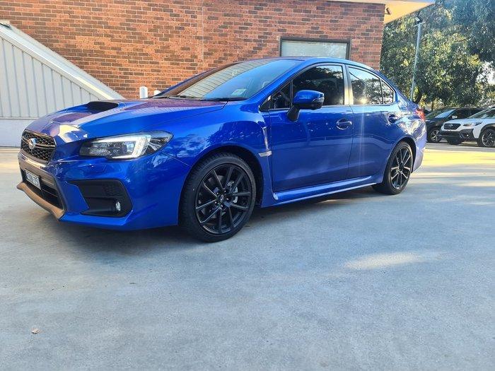 2021 Subaru WRX Premium V1 MY21 AWD Blue