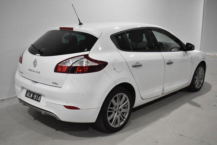 2016 Renault Megane GT-Line BFB White