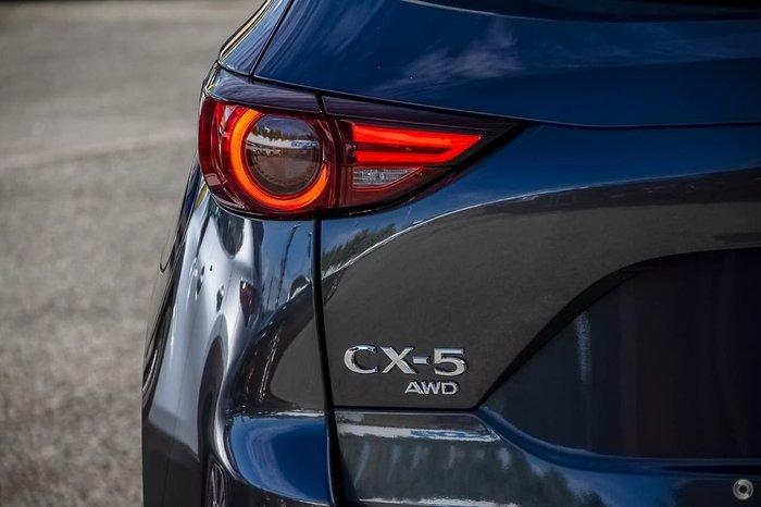 2020 Mazda CX-5 Akera KF Series AWD Grey