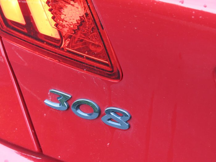 2019 Peugeot 308 GT Line T9 MY20 Ultimate Red